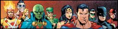 Justice League byCarlos Pacheco