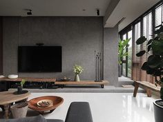 Zen Home Decor Online Zen Living Rooms, Living Room Grey, Modern Living, Zen Home Decor, Home Decor Online, Design Zen, House Design, Le Style Zen, Interior Design Living Room