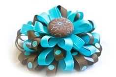 How to Make Cute and Easy Little Girl's Hair Ribbon Bows