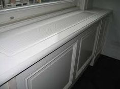 convector ombouw: this what we don't want Radiators, Entryway Tables, Doors, Furniture, Home Decor, Puertas, Radiant Heaters, Heating Radiators, Interior Design