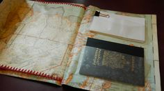 Travel Document Holder by alio, via Flickr