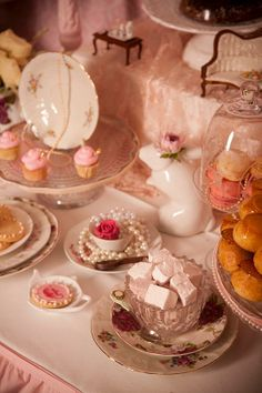 Tea party | Pudding handmade parties
