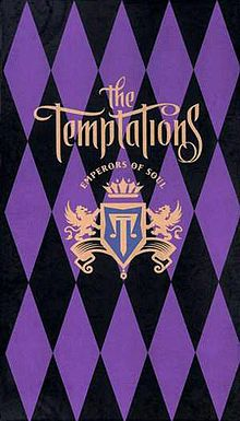 The Temptations - Emperors of Soul (Motown Records/Universal Music Group)