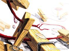 Pencil Drawings, Art Drawings, Design Art, Graphic Design, Alexander Calder, Ap Art, Illusions, Texture, Creative