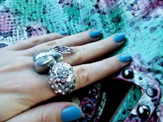 Summer 2011 Style Blog, Personal Style, Rings For Men, Summer, Accessories, Jewelry, Fashion, Moda, Men Rings