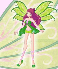 roxy darlix - the-winx-club Fan Art