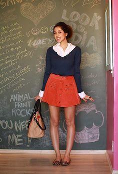 look-helogomes-blogueira-laranja-azul-patpat-oncinha
