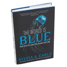 The World Is Blue: How Our Fate and the Ocean's Are One by Sylvia A.the woman is a genius & conservation hero. Reading Lists, Book Lists, Challenger Deep, Music Tv, Conservation, Lust, Theatre, Films, Ocean