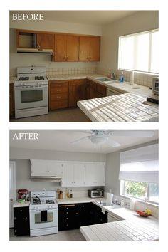 DIY kitchen update