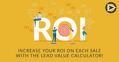 Download our FREE lead value calculator today to better understand your campaign budget and identify the ROI of your leads. Pittsburgh, Internet, Digital Marketing Strategy, Understanding Yourself, Calculator, Knowing You, Effort, Insight, Budgeting