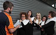 """Nunsense"" Musical Comedy by Dan Goggn - Wagga Wagga Australia"