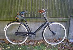 Rodney the Roadster in His Fall Attire by Lovely Bicycle!, via Flickr