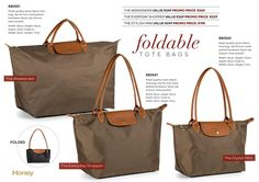 Longchamp, Fashion Accessories, Honey, Pocket, Tote Bag, Stylish, Bags, Handbags, Totes