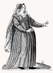 Italian Comedy | Commedia dell'Arte | Isabella | Lovers about 1577
