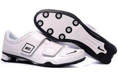 designer fashion 418a4 5d823 Only 70.85 NIKE SHOX R3 DUAL VELCRO WHITE BLACK Free Shipping! Black Nike  Shox,