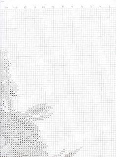 Gallery.ru / Фото #1 - цветы 6 - koreianka Cross Stitch Patterns, Counted Cross Stitch Patterns, Punch Needle Patterns