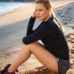 Find mindfulness in your own life by trying Kate Hudson's  10-minute meditation practice.