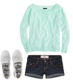"""""""Summer outfit"""
