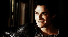 Damon Salvatore - The Vampire Diaries Vampire Diaries Damon, Ian Somerhalder Vampire Diaries, Vampire Diaries The Originals, Elena Gilbert, Damon Salvatore, Nikki Reed, Delena, Wattpad, Book Trailer