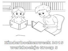 Kinderboekenweek Werkboekje Groep 5