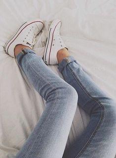 cuffed jeans>>