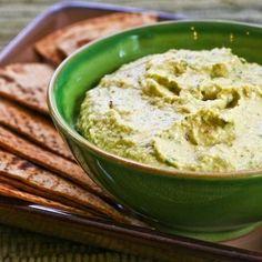 Whole-Grain Pita and Hummus