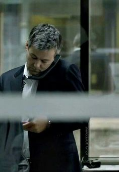 Rupert Graves as Greg Lestrade in the BBC's Sherlock. Paging S3, paging S3!