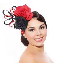 coleccion tocados de flamenca