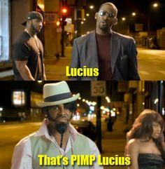 PIMP Lucius