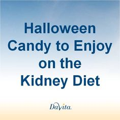 For those on a kidney-friendly diet, there are some candies that are better suited than others. Check out this list of candies for a renal diet.