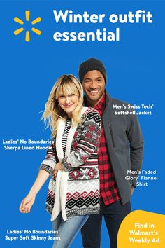 65e4a94ec7 Check out Walmart s weekly ad for your winter fashion needs. Walmart has  low prices on