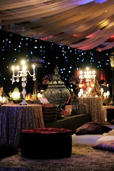 Arabian night wedding decoration | Project by STEVE'S DECOR http://www.bridestory.com/steves-decor/projects/arabian-night