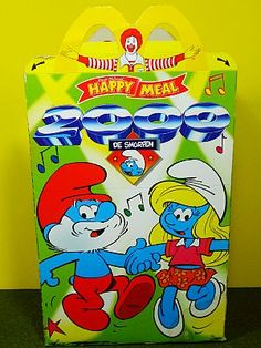 Sgt Papas Smurfs - Smurf Collection From Australia