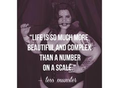 Tess Holiday quote                                                                                                                                                      More