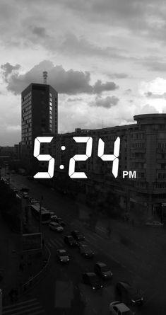 5:29 snap- town Digital Alarm Clock, Around The Worlds, Instagram, Pictures