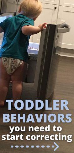 Toddler Behavior, Toddler Discipline, Toddler Age, Parenting Toddlers, Kids And Parenting, Parenting Hacks, Adhd Kids, Autistic Children, Baby Tantrums