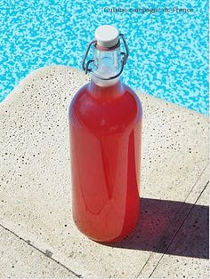 eau de fruit