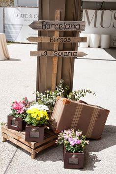 Blog de Organización de Bodas - Wedding Planner Madrid - Decoración boda