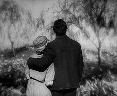 Janet Gaynor & George O'Brien - Wschód słońca / Sunrise: A Song of Two Humans (1927, Friedrich Wilhelm Murnau)