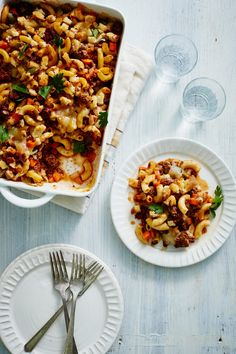 Sloppy Joe Casserole, Beef Casserole, Casserole Recipes, Beef Dishes, Pasta Dishes, Food Dishes, Main Dishes, Best Macaroni Recipe, Macaroni Recipes