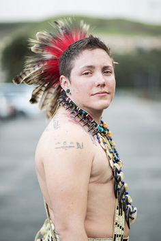 Alyha native north american transgender