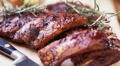 Baked Elk Ribs Recipe