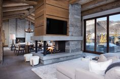 Contemporary-Rustic-House-Reed Design Group-05-1 Kindesign