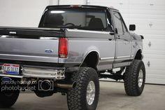 1995 Ford F150, Ford F150 Xlt, Ford Powerstroke, Ford 4x4, Ford Bronco, Big Ford Trucks, Classic Ford Trucks, Lifted Trucks, Old Trucks