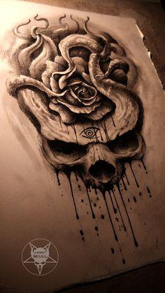 the rose by AndreySkull on DeviantArt