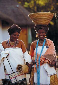 beautiful women, Africa