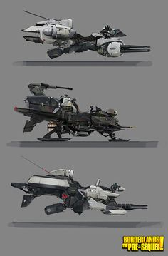 ArtStation - Stingray, Chris Chaproniere