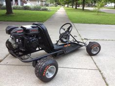 18 hp Kohler twin cylinder go kart - Google Search