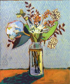 ❀ Blooming Brushwork ❀ - garden and still life flower paintings - Lulie Martin Wallace / Gregg Irby