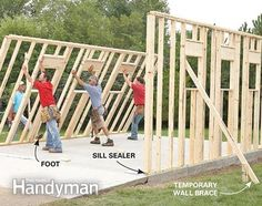 Have you considered a 14x24 with a shed or low sloped roof for Building a detached garage on a slope